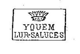 YQUEM LUR-SALUCES