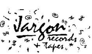 JARGON RECORDS & TAPES
