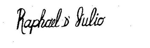 RAPHAEL D' JULIO