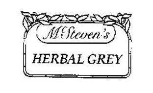 MCSTEVEN'S HERBAL GREY