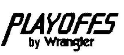 PLAYOFFS BY WRANGLER