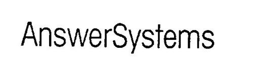 ANSWERSYSTEMS