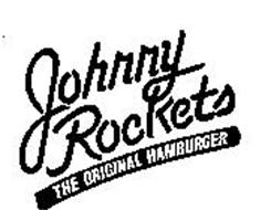 JOHNNY ROCKETS THE ORIGINAL HAMBURGER