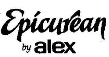 EPICUREAN BY ALEX