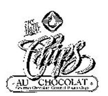 CHIPS AU CHOCOLAT GOURMET CHOCOLATE COVERED POTATO CHIPS THE ELITE TREAT