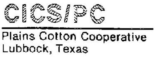 CICS/PC PLAINS COTTON COOPERATIVE LUBBOCK, TEXAS