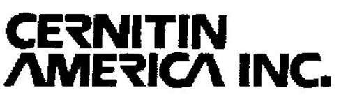 CERNITIN AMERICA INC.