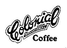 COLONIAL INTERNATIONAL COFFEE