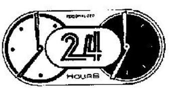 PERSONALIZED 24 HOURS