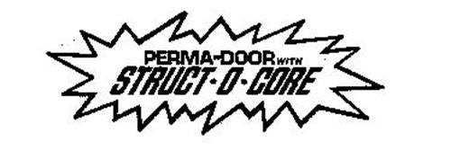 PERMA-DOOR WITH STRUCT-O-CORE