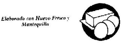 ELABORADO CON HUEVO FRESCO Y MANTEQUILLA