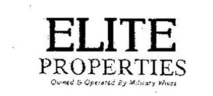 ELITE PROPERTIES OWNED & OPERATED BY MILITARY WIVES