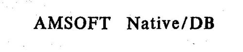 AMSOFT NATIVE/DB