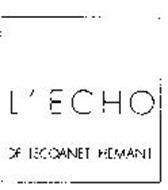 L' ECHO DE LECOANET HEMANT
