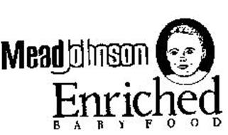 MEAD JOHNSON ENRICHED BABY FOOD