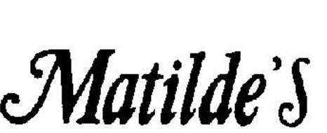 MATILDE'S