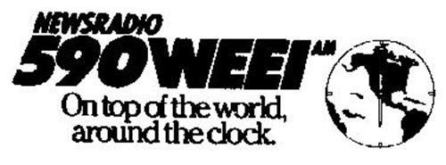 NEWSRADIO 590 WEEI ON TOP OF THE WORLD AROUND THE CLOCK