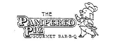 THE PAMPERED PIG GOURMET BAR-B-Q
