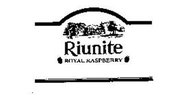 RIUNITE ROYAL RASPBERRY