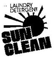 LAUNDRY DETERGENT SUN CLEAN