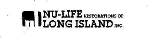 NU-LIFE RESTORATIONS OF LONG ISLAND INC.