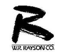 R W.R. RAYSON CO.