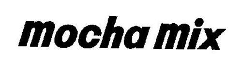 MOCHA MIX