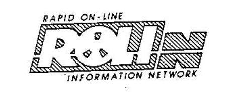 RAPID ON-LINE ROLIN INFORMATION NETWORK