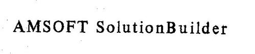 AMSOFT SOLUTIONBUILDER