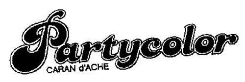 PARTYCOLOR CARAN D'ACHE