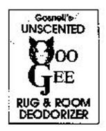 GOSNELL'S UNSCENTED OOO GEE RUG & ROOM DEODORIZER