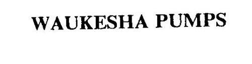 WAUKESHA PUMPS