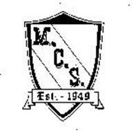 M.C.S. EST.-1949