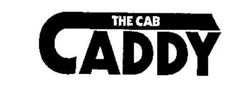 THE CAB CADDY