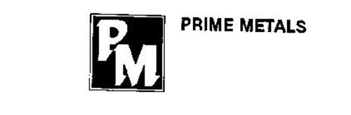 PM PRIME METALS