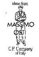 IDEAS FROM MASSIMO OSTI BY C.P. COMPANY OF ITALY