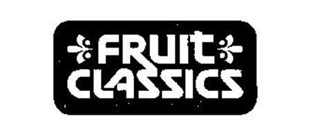 FRUIT CLASSICS