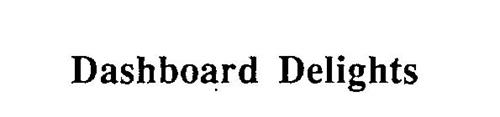 DASHBOARD DELIGHTS
