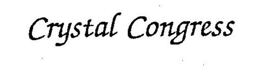 CRYSTAL CONGRESS