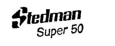 STEDMAN SUPER 50