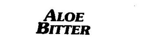ALOE BITTER
