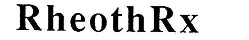 RHEOTHRX
