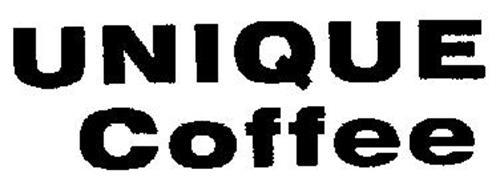 UNIQUE COFFEE