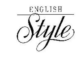 ENGLISH STYLE