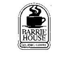 BARRIE HOUSE GOURMET COFFEE