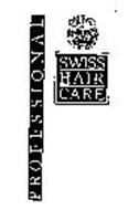 PROFESSIONAL SWISS HAIR CARE ST IVES GENEVE LABORATORIES SUISSE