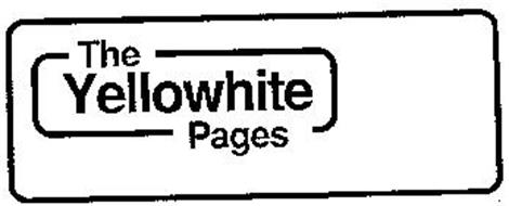 THE YELLOWHITE PAGES