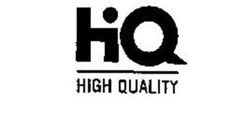 HIQ HIGH QUALITY