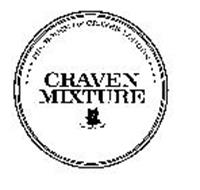 CRAVEN MIXTURE THE HOUSE OF CRAVEN LONDON