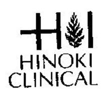 H I HINOKI CLINICAL